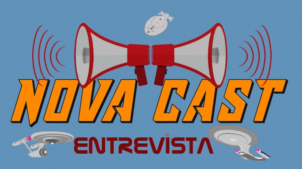 Mariângela Cantú (Uhura) e Carla Pompílio (7 de 9) - NovaCast Entrevista 1