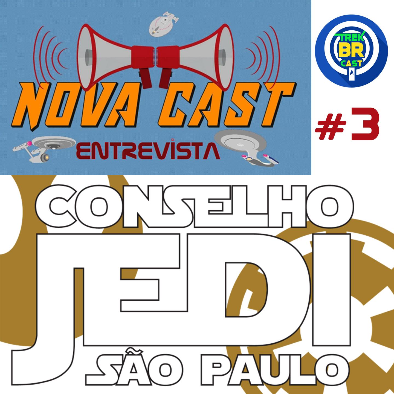 Conselho Jedi SP - NovaCast Entrevista 3