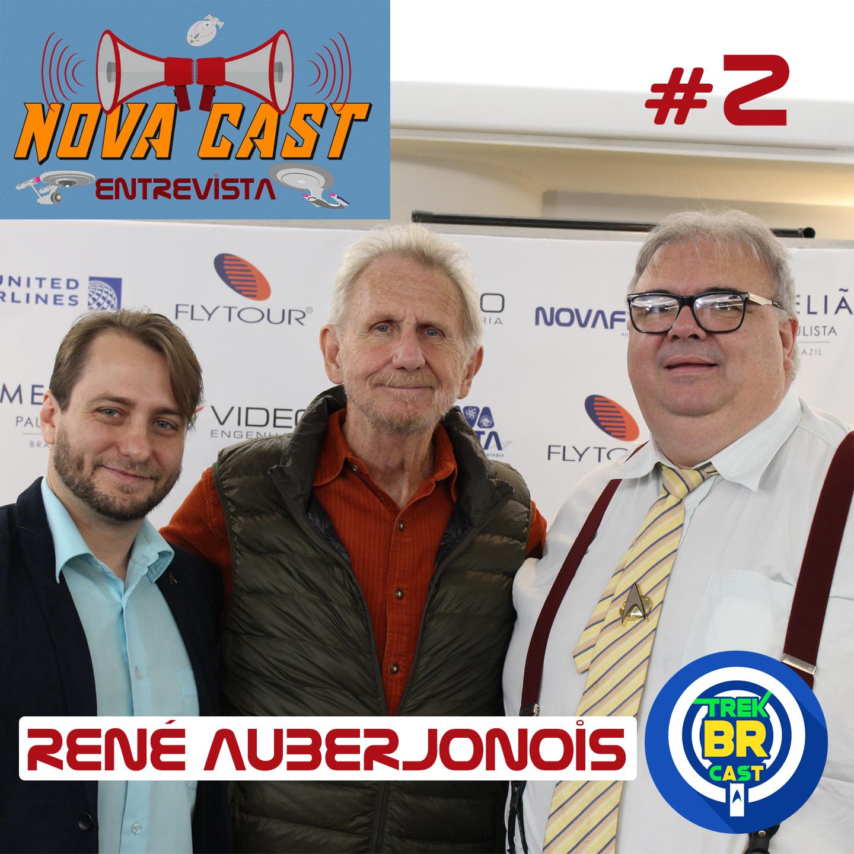 René Auberjonois (Odo) - NovaCast Entrevista 2