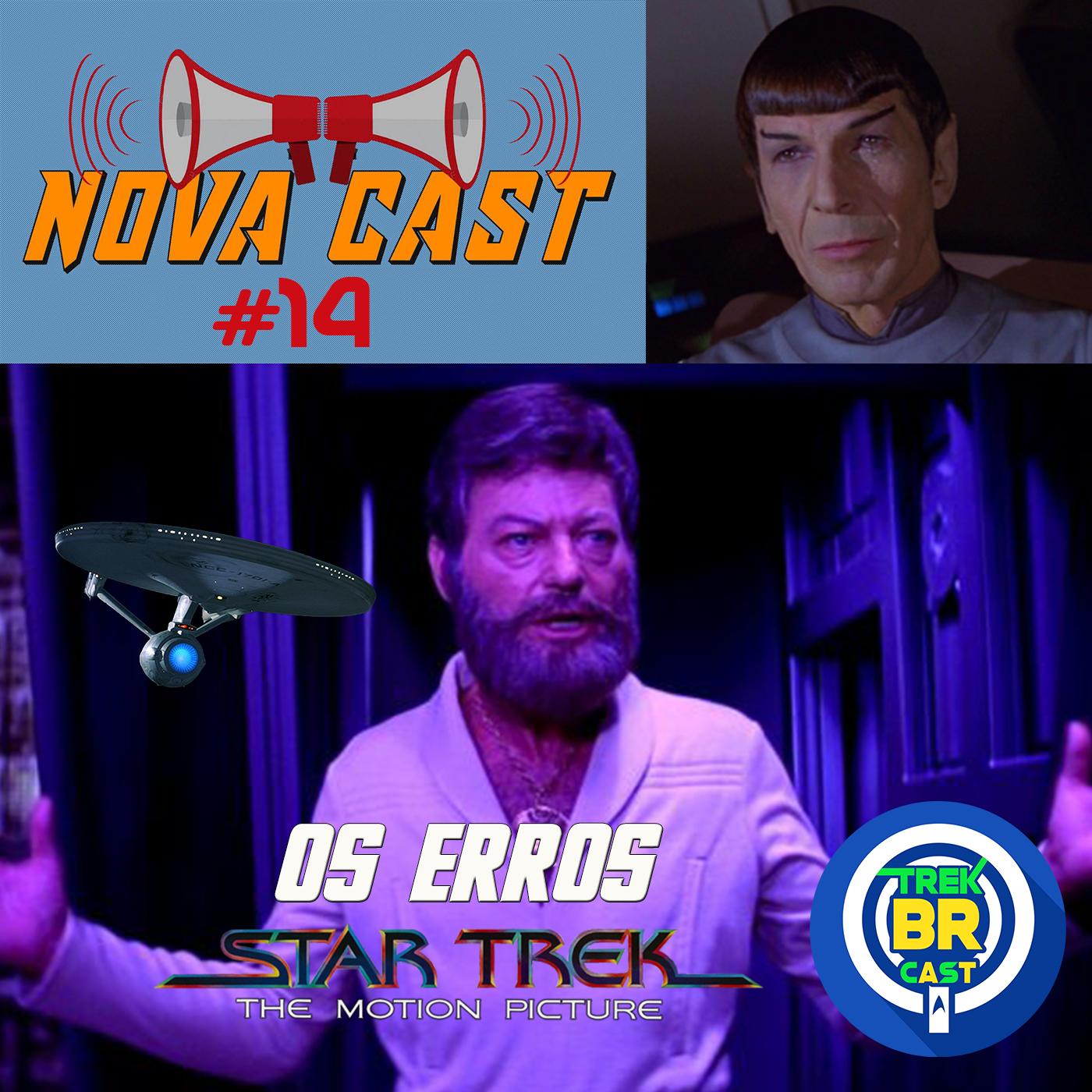 Os Erros de Star Trek: 1979 - NovaCast 14