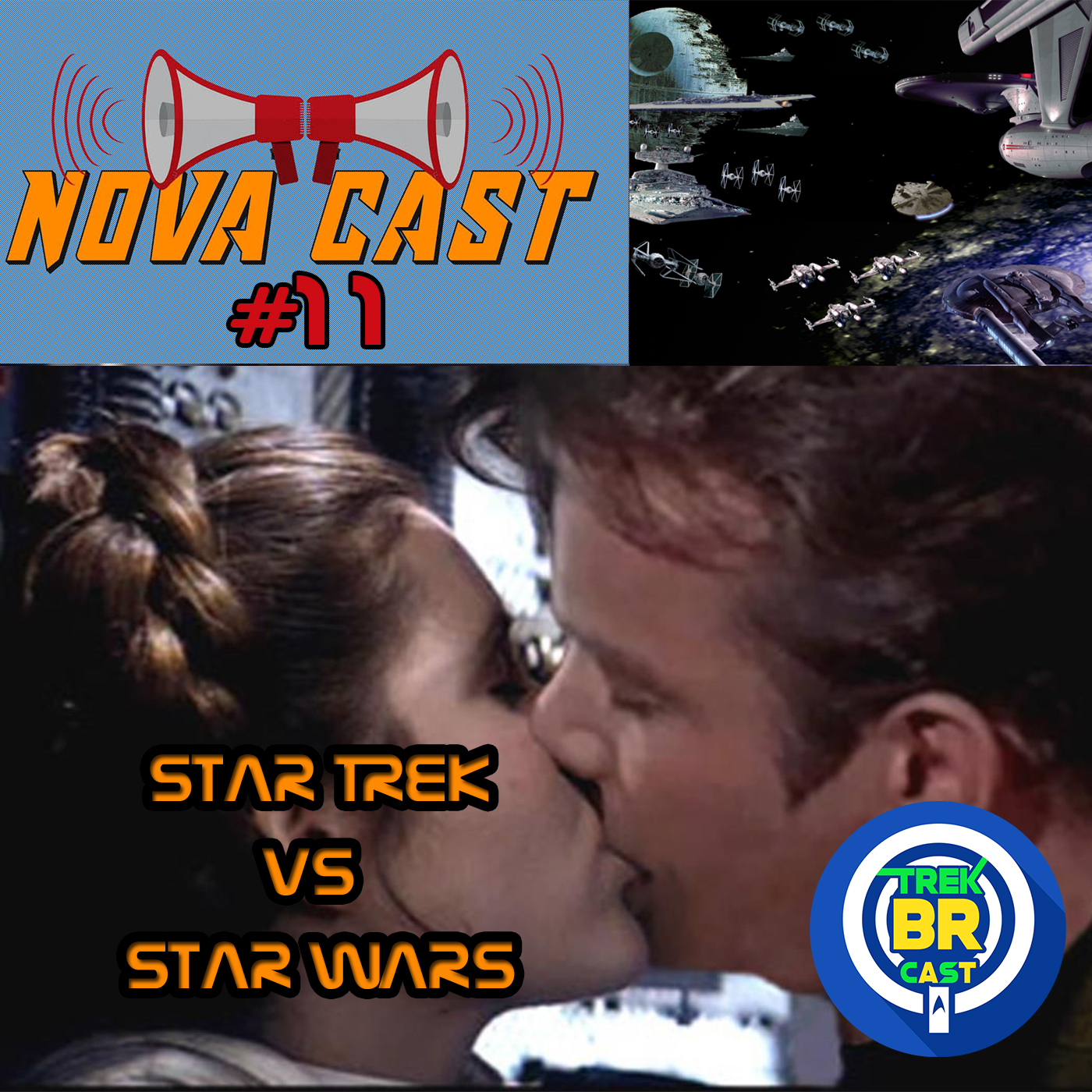 Star Wars vs Star Trek - NovaCast 11